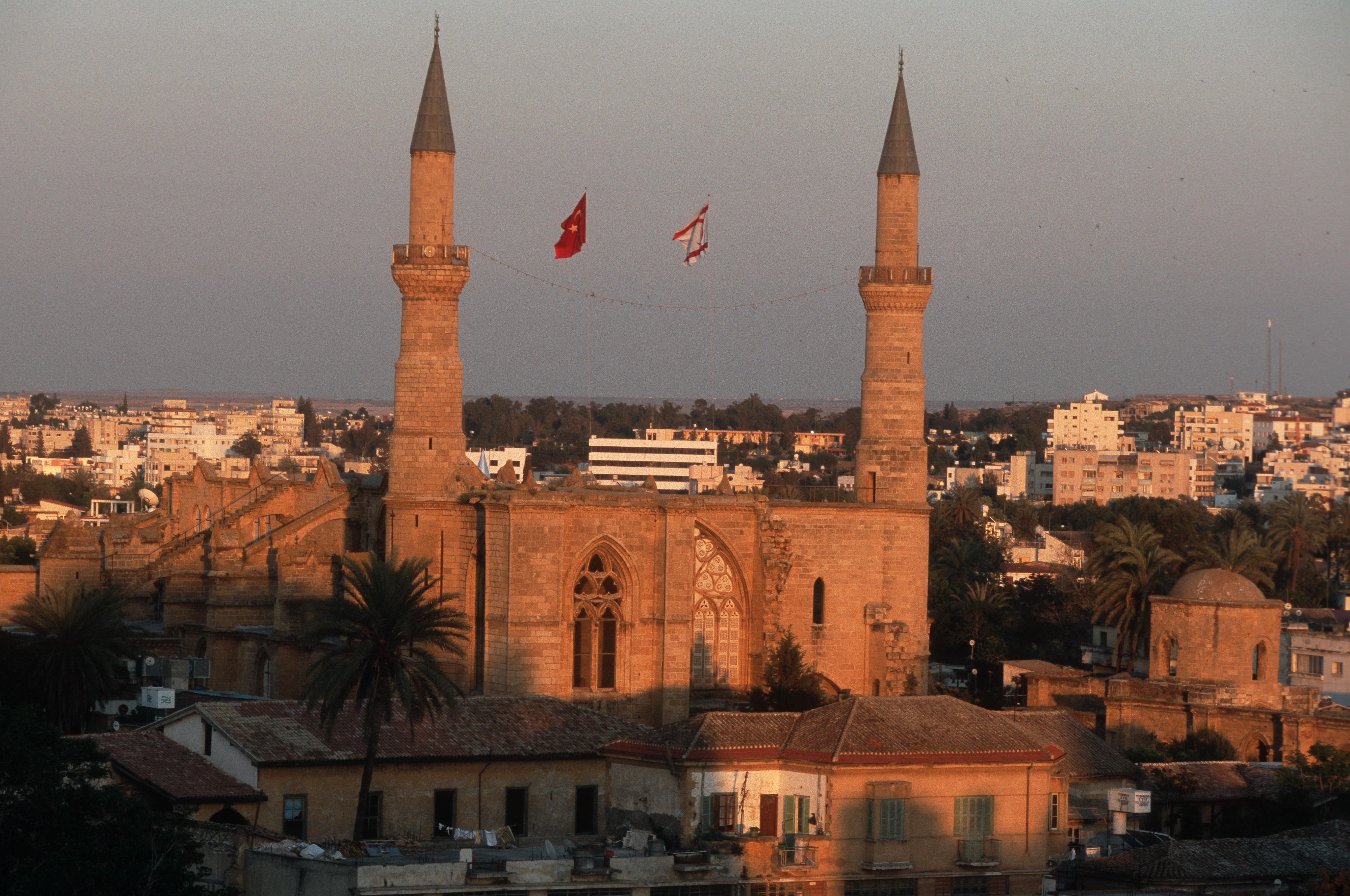 Moschee, Lefkosa