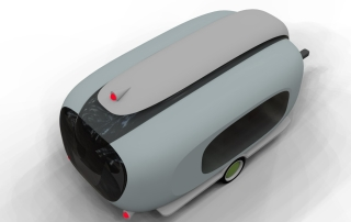Wohnwagen Konzept Idee Design