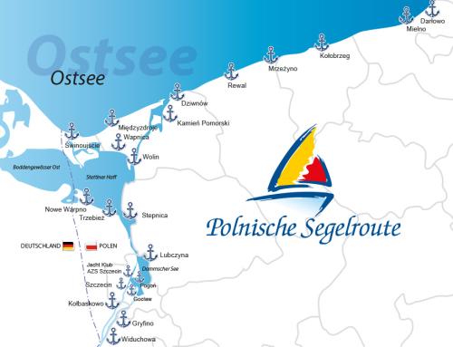 Die Polnische Segelroute auf der Boot & Fun