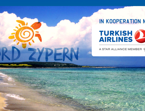Nord Zypern – Roadshow in Kooperation mit Turkish Airlines