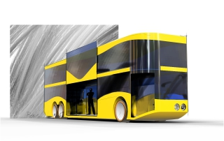 BVG Bus Design