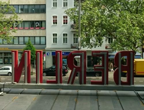 Berlin staut sich