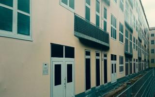 Attrappe – Fassade