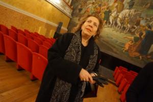 Catia Amati, Direktorin Teotro della Fortuna, Fano