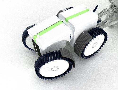 Hydrogen tractor